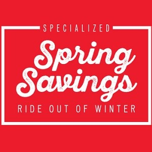Spring Savings Header 2019