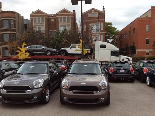Van 3 Car Shipping Chicago